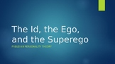 The Id, the Ego, and the Superego