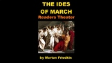 The Ides of March One Act Readers Theater PowerPoint