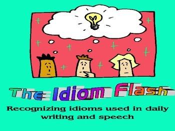 The Idiom Flash