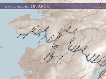 U.S. History- The Iditarod- All about the Last Great Race and Balto