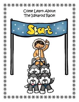 The Iditarod Race Lapbook