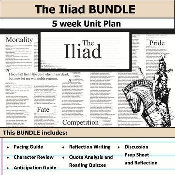 The Iliad Unit Bundle