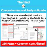 The Iliad – Comprehension and Analysis Bundle