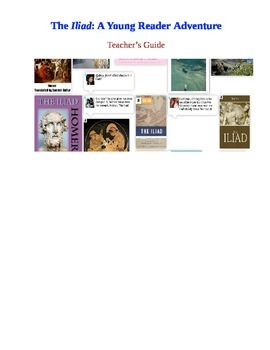 The Iliad:  Teacher's Guide