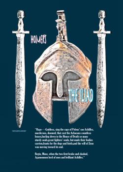 The Iliad image/text