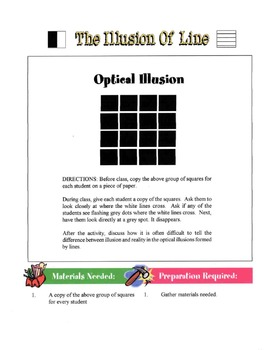 The Illusion Of Line In Fashion Lesson