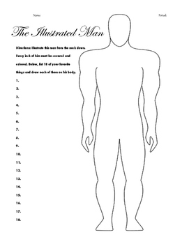 The Illustrated Man The Prologue