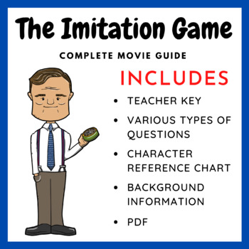 The Imitation Game (2014) - Complete Movie Guide