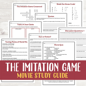 The Imitation Game Movie Guide