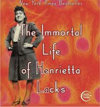 The Immortal Life of Henrietta Lacks - Complete Unit (UPDATED)!