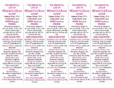 The Immortal Life of Henrietta Lacks ed. of Bookmarks Plus: A Handy Reading Aid!