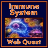 The Immune System - a Webquest