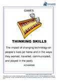The Impact Of Changing Technology On People's Lives – Games