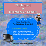The Impact of Inventions on Society