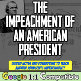 Impeachment of Andrew Johnson: Johnson, Reconstruction, & the Impeachment Trial!