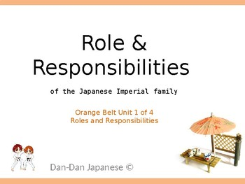 The Imperial Family [Orange Belt 1 of 4 - Follow Your Dreams!]