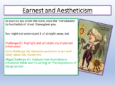 The Importance of Being Earnest - Aestheticism