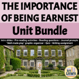 The Importance of Being Earnest Unit Bundle