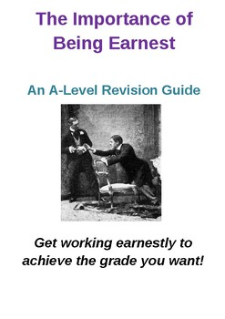 The Importance of Being Earnest : Revision Guide