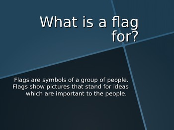 The Importance of Flags