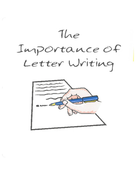 The Importance of Letter Writing
