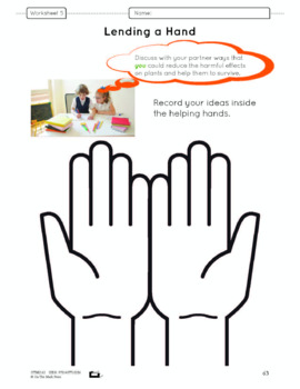 The Importance of Plants Lesson Plan Grade 3