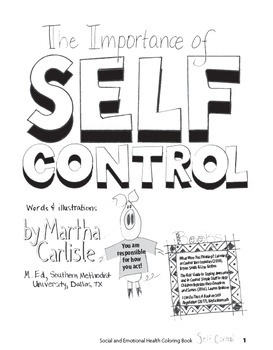 The Importance of Self Control