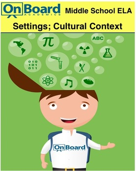 The Importance of Setting: Evaluating Culture Context-Interactive Lesson