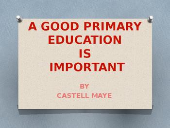importance of education pdf