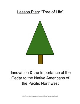 The Importance of the Cedar to the Native Americans of the Pacific Northwest
