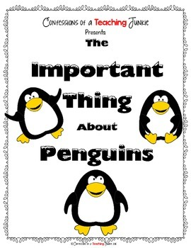 The Important Thing About Penguins