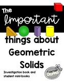 The Important Thing about Geometric Solids
