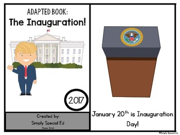 The Inauguration Adapted Book