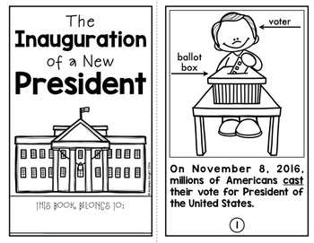 The Inauguration of a New President