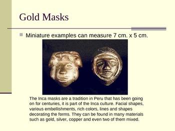 The Inca ~ MASKS