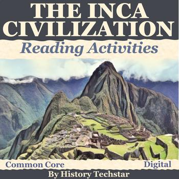 The Incas Reading Activities