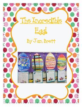 The Incrediable Egg by Jan Brett