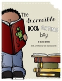 The Incredible Book Eating Boy {Writing activities, cut &