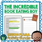 The Incredible Book Eating Boy by Oliver Jeffers Lesson Pl
