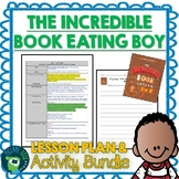 The Incredible Book Eating Boy by Oliver Jeffers Lesson Plan and Activities