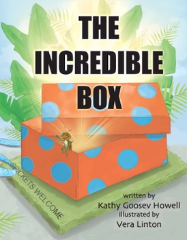 The Incredible Box (New Hardcover Book)