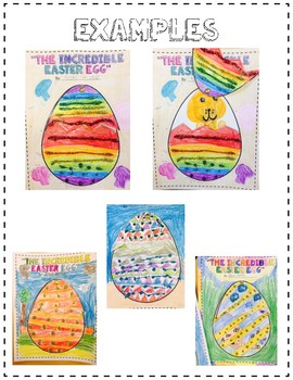 The Incredible Easter Egg