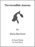 The Incredible Journey - (Reed Novel Studies)