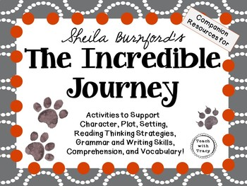The Incredible Journey by Sheila Burnford: A Complete Nove