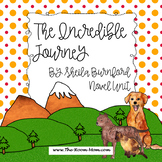 The Incredible Journey Novel Unit