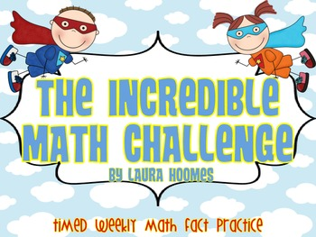 The Incredible Math Challenge