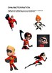 The Incredibles Film / Movie