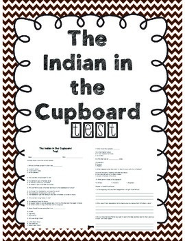 The Indian in the Cupboard Test