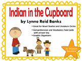 The Indian in the Cupboard Comprehension and Vocabulary Ta