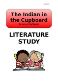 The Indian in the Cupboard Higher Order Thinking Novel Stu